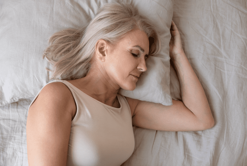 How to Get a Good Night's Sleep as An Older Adult